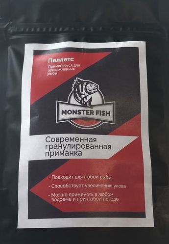 Monster Fish отзыв Иван