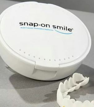 Snap One Smile съемные виниры